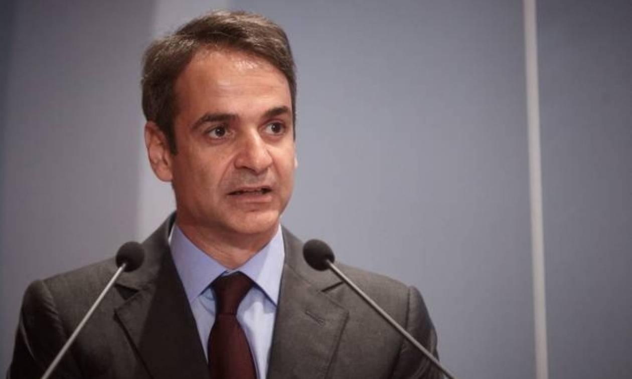 Μητσοτάκης: Τι απαντά στα σχόλια για την φράση του ότι ήταν πολιτικός κρατούμενος από 6 μηνών
