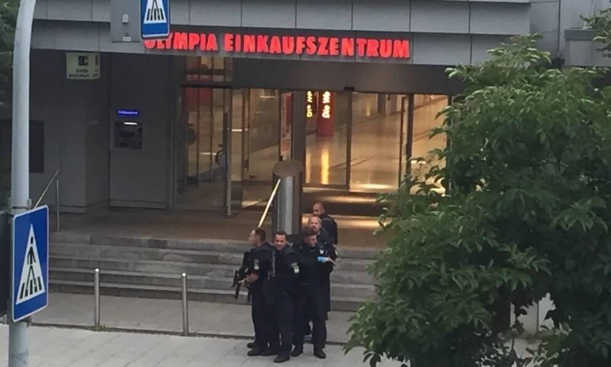 Συναγερμός στο Μόναχο: Πυροβολισμοί σε εμπορικό κέντρο - Αναφορές για πολλούς νεκρούς (vids+photos)