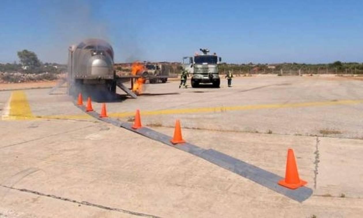 Εκπαίδευση Προσωπικού Πυροσβεστικού Σταθμού της 115ΠΜ (pics)