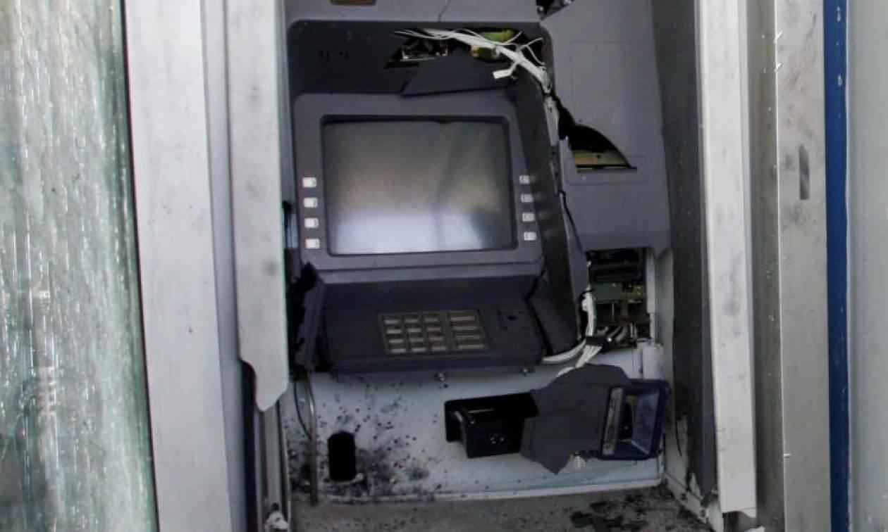 Αναστάτωση στην Πεντέλη από έκρηξη σε ΑΤΜ