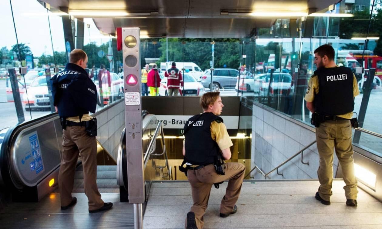 Επίθεση Μόναχο: Πιθανότατα υπάρχει Έλληνας μεταξύ των θυμάτων στο εμπορικό κέντρο