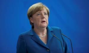 Επίθεση Μόναχο - Μέρκελ: Ακόμη όλοι βρισκόμαστε σε σοκ - Εμπιστοσύνη στις δυνάμεις ασφαλείας
