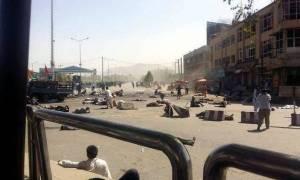 Ο ISIS ανέλαβε την ευθύνη για την πολύνεκρη επίθεση στην Καμπούλ