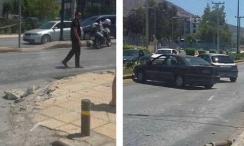Σε κρίσιμη κατάσταση δημοτική αστυνομικός που τραυματίστηκε στην Αργυρούπολη (vid)