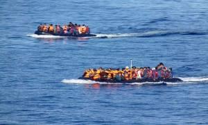 Μυτιλήνη: Ανησυχία για την αύξηση των προσφυγικών ροών μετά το πραξικόπημα στην Τουρκία