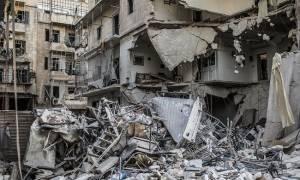Συρία: Τέσσερα νοσοκομεία έγιναν στόχοι αεροπορικών επιδρομών στο Χαλέπι