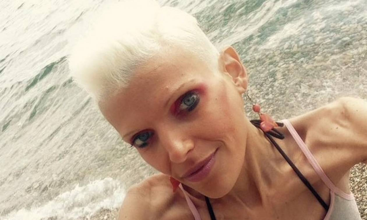 Νανά Καραγιάννη: Έτσι ήταν δυο μέρες πριν μπει στο νοσοκομείο