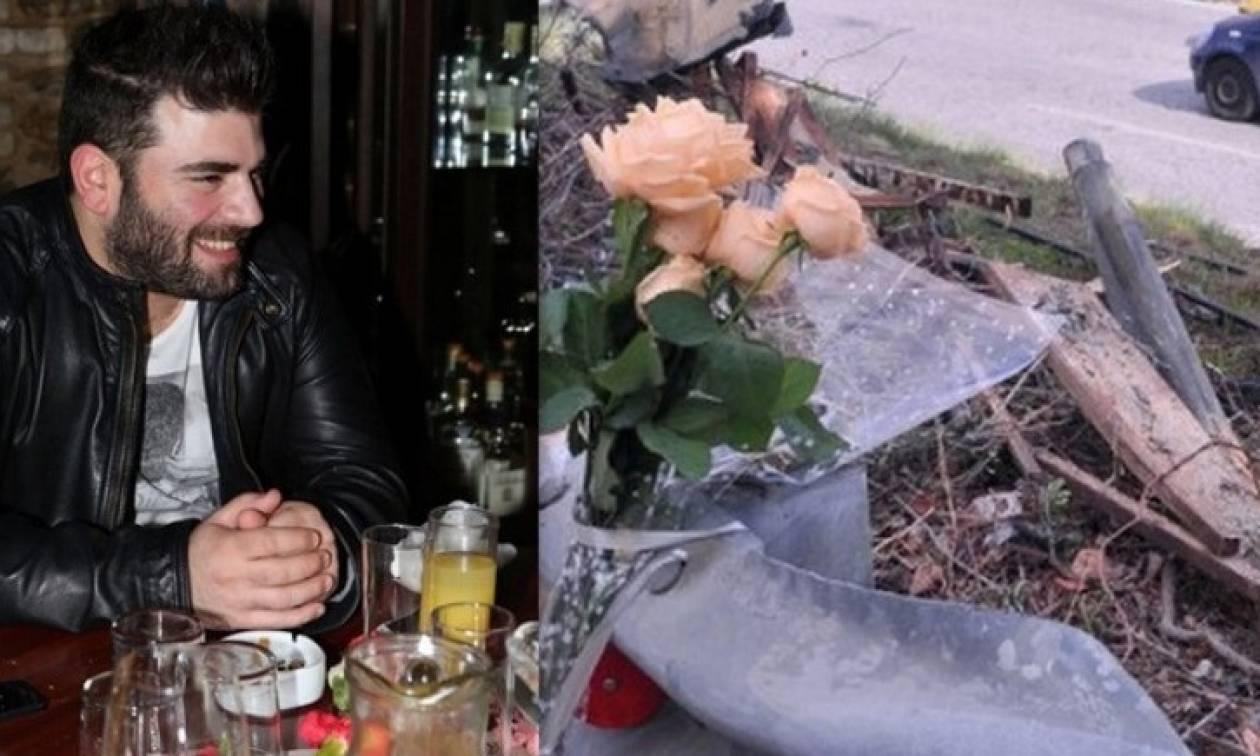 Παντελής Παντελίδης: Κατέστρεψαν το εκκλησάκι στο σημείο του τροχαίου