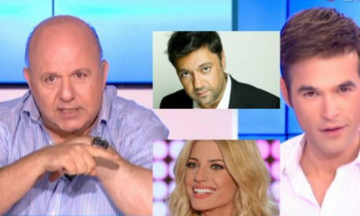 Βόμβες Μουρατίδη για Θεοφάνους, Αραβανή και X-Factor (video)