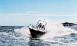 Ηράκλειο: Ακυβέρνητο ταχύπλοο σκάφος σκόρπισε τον πανικό