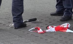 Επίθεση με ματσέτα Γερμανία: Προς «έγκλημα πάθους» προσανατολίζεται η αστυνομία (vid)