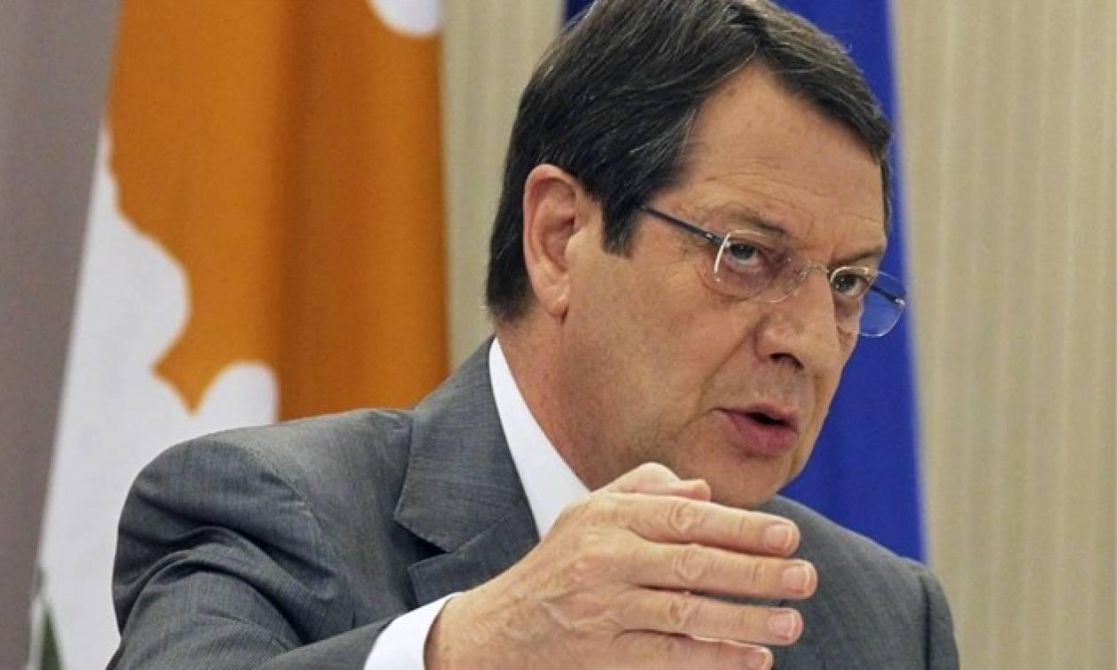 Για ενέργεια και ασφάλεια συζήτησαν Νετανιάχου-Αναστασιάδης