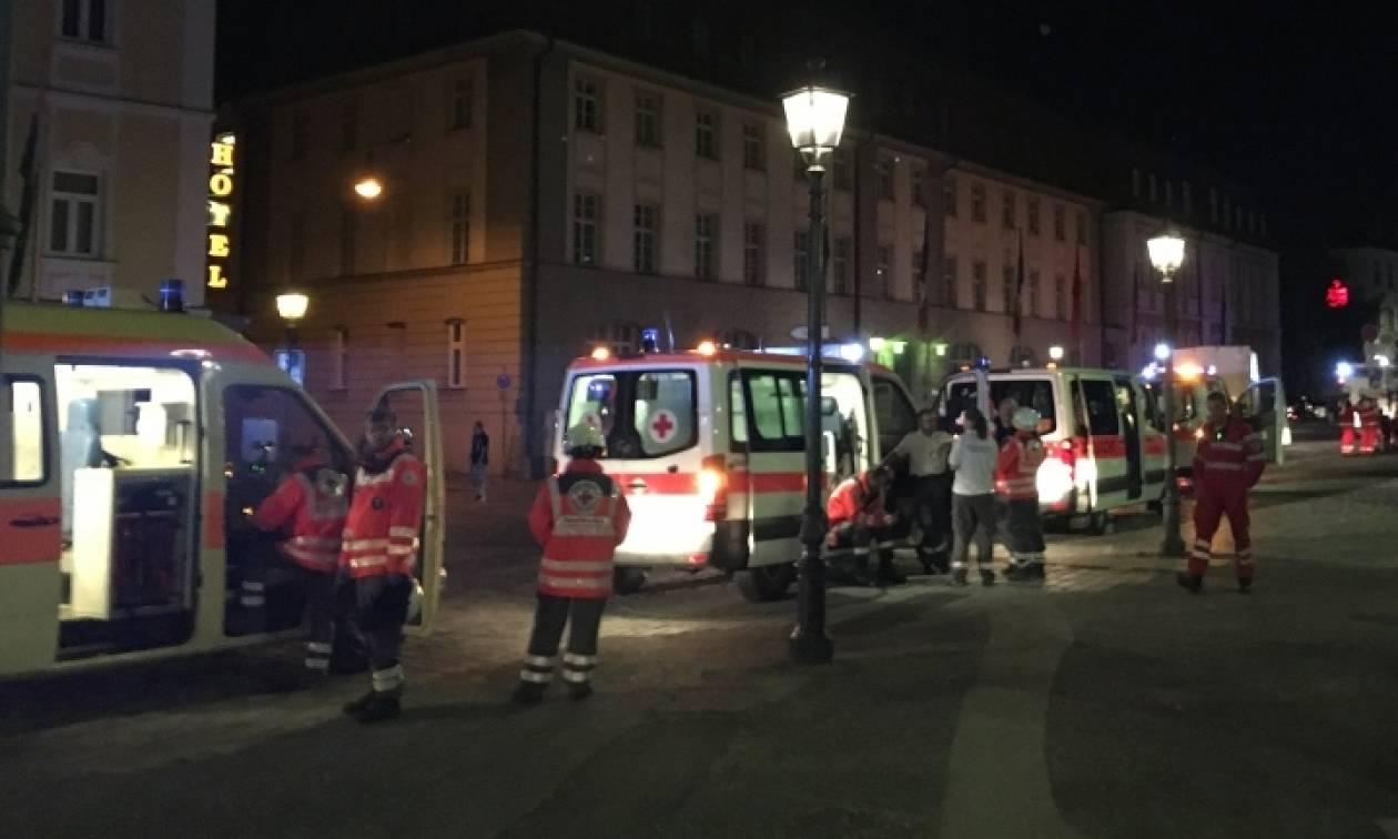 Γερμανία: Έκρηξη με ένα νεκρό σε εστιατόριο κοντά στο Άνσμπαχ - Άγνωστα τα αίτια (pics)