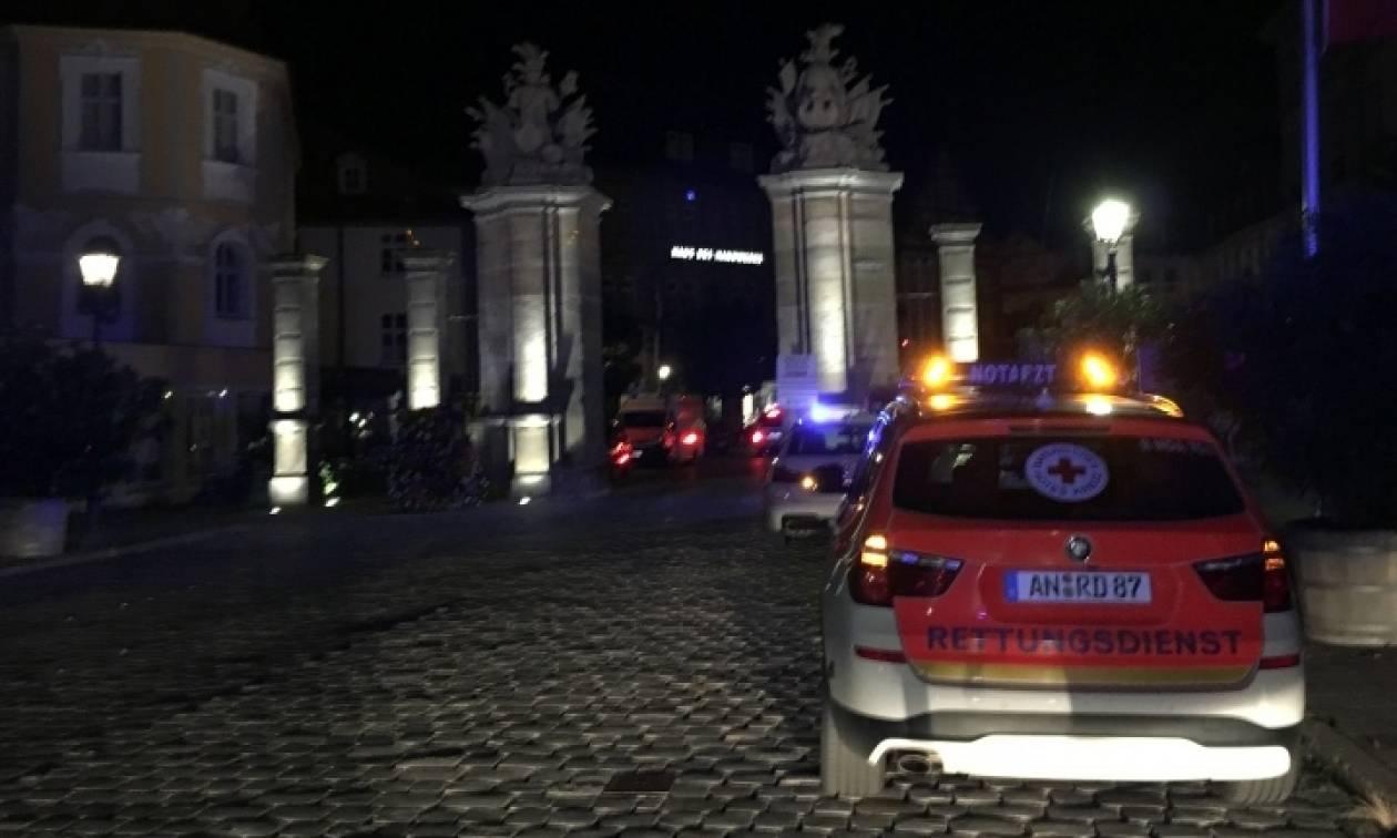 Γερμανία - Δήμαρχος Άνσμπαχ: Δεν υπήρξε διαρροή αερίου, αλλά εκρηκτικός μηχανισμός