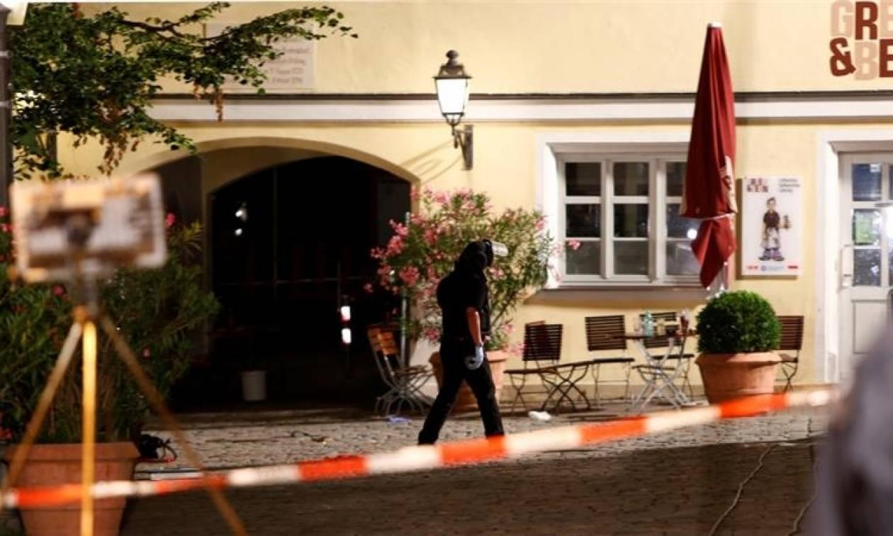 Ο τρόμος επέστρεψε στη Γερμανία - Βομβιστική επίθεση με ένα νεκρό και πολλούς τραυματίες (pics+vid)