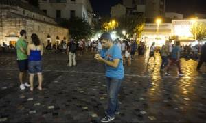Pokemon GO: Η... μανία «χτύπησε» στο Μοναστηράκι