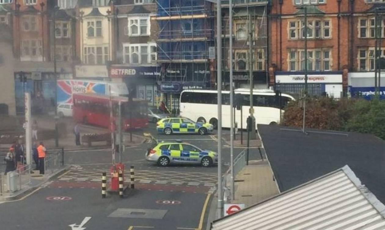 Βρετανία: Εκκενώθηκε σταθμός του Μετρό στο Λονδίνο (pic)