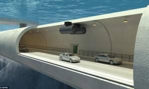 Ο υποβρύχιος δρόμος στην Νορβηγία αξίας... 19.000.000.000 ευρώ!