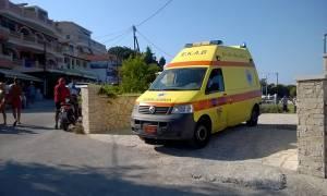 Σε κρίσιμη κατάσταση ο 7χρονος που τραυματίστηκε σοβαρά από ταχύπλοο στη Ζάκυνθο