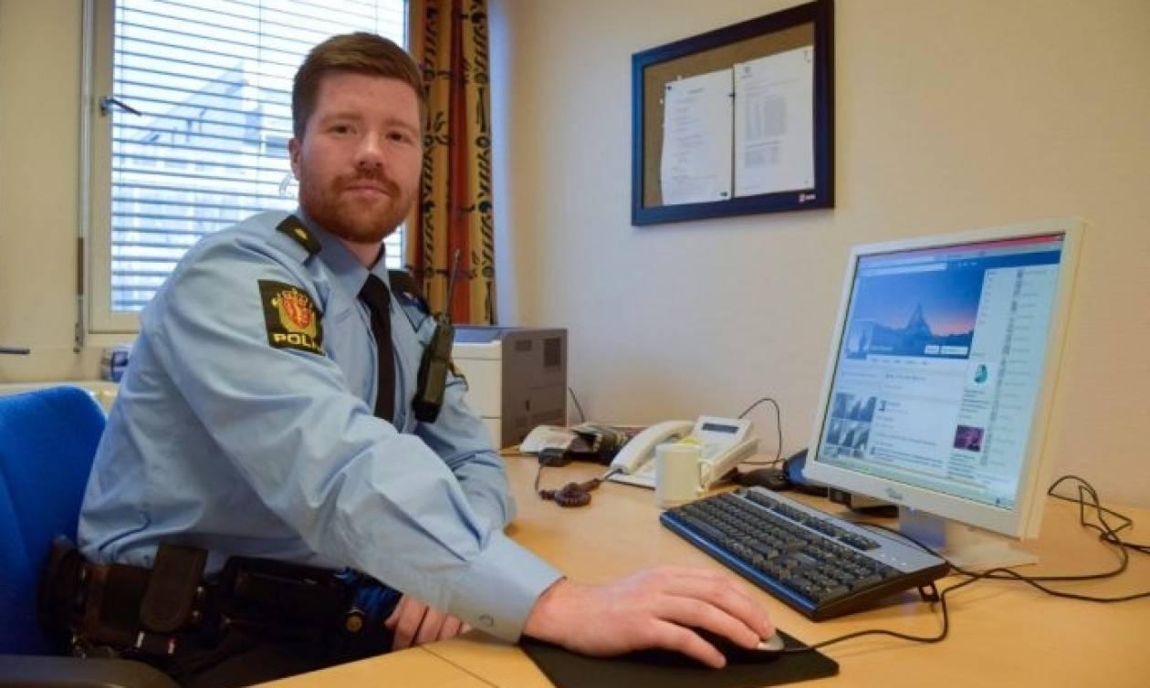 Απίστευτο: Δεν φαντάζεστε τι έκανε αυτός ο αστυνομικός στη Νορβηγία