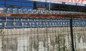 Εικόνες ντροπής στο ΕΑΚ Κέρκυρας! (photos)
