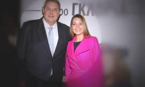 Στη Βουλή η αποκάλυψη του Newsbomb.gr για τη σύζυγο του Πάνου Καμμένου