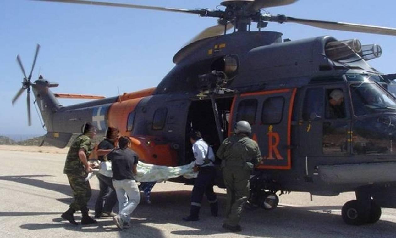 SOS για τα Super Puma: Στα όρια αντοχής πληρώματα και ελικόπτερα (videos+photos)