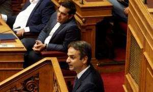 Σύγκρουση Τσίπρα - Μητσοτάκη την Τρίτη (26/7) με «φόντο» την εξεταστική για την οικονομία