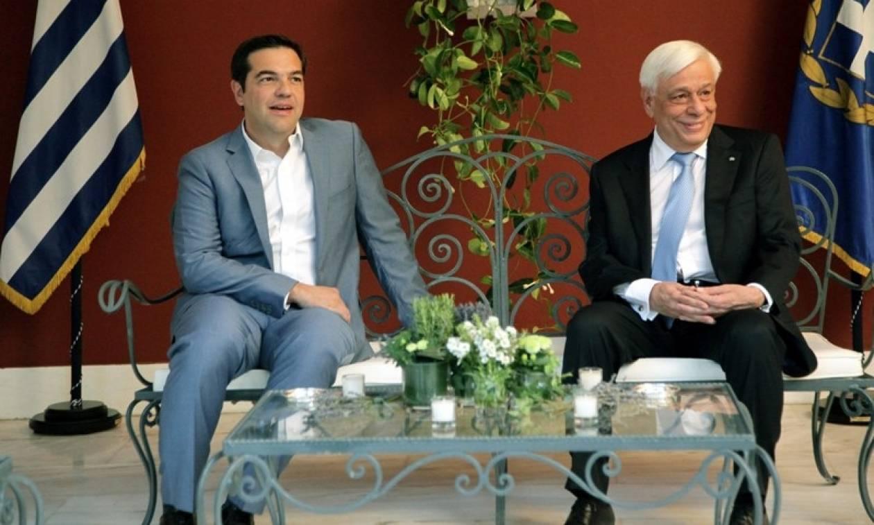 «Νέο Σύνταγμα, Νέα Μεταπολίτευση, Νέα Ελλάδα» το σύνθημα του Τσίπρα για την αναθεώρηση