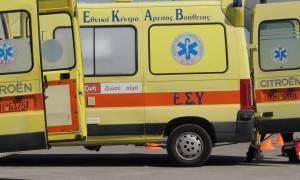 Θεσσαλονίκη: Θανάσιμος τραυματισμός ηλικιωμένης από μοτοσικλέτα - Σοβαρά τραυματίας ο οδηγός