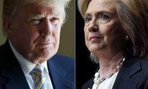 ΗΠΑ: «Εκτοξεύτηκαν» τα ποσοστά του Τραμπ - Ξεπέρασε στις δημοσκοπήσεις την Χίλαρι