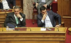 Μείζον πολιτικό ζήτημα η σιωπή του Τσίπρα για τα καμώματα του Καμμένου