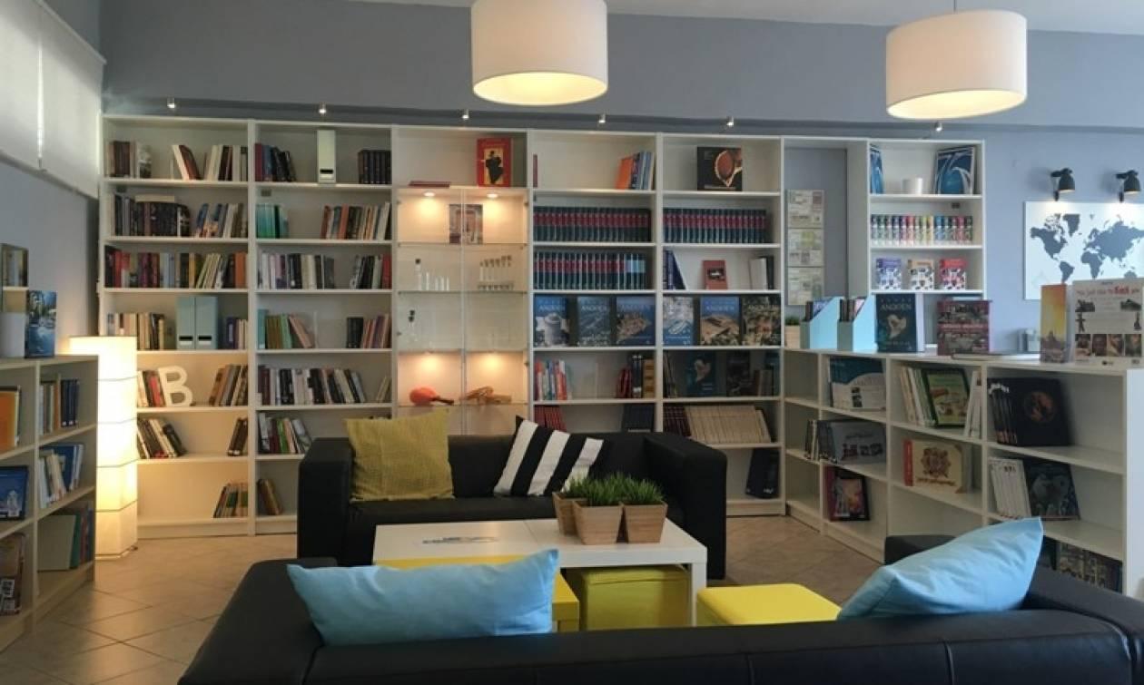 Ακόμη μία βιβλιοθήκη σε ένα ακριτικό χωριό για να… ζούμε μαζί!