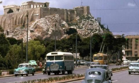 Η Αθήνα... κάποτε! Τα ρετρό βίντεο που συγκινούν σε όλο τον κόσμο, Ελληνες και ξένους (video)