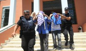 Στην Υπηρεσία Ασύλου την Τετάρτη οι 8 Τούρκοι στρατιωτικοί