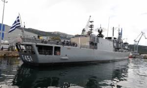 Ποινική δίωξη για έξι φρεγάτες του Π. Ναυτικού - Νέα δικογραφία στη Βουλή για τον Γ. Παπαντωνίου