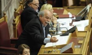 Χαμός στη Βουλή - Τσακαλώτος προς Άδωνι: Άντε ρε από δω, είσαι η πεμπτουσία του γελοίου (video)