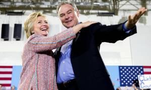 Εκλογές ΗΠΑ: Η Κλίντον πήρε και επίσημα το χρίσμα των Δημοκρατικών