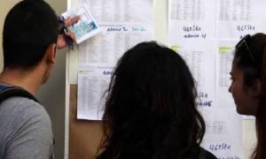 Βάσεις 2016: Σε ποιες σχολές αναμένεται «Βατερλώ» - Τι δείχνουν τα τελευταία στοιχεία