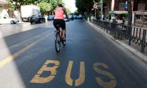 Χειρόφρενο στα αστικά λεωφορεία της Θεσσαλονίκης