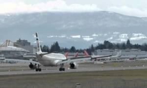 Συναγερμός στο αεροδρόμιο της Γενεύης