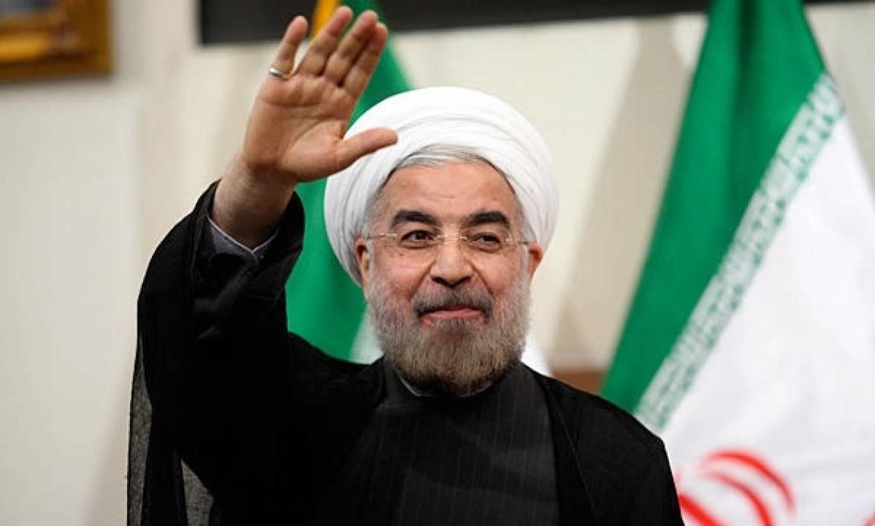 Ιράν: Το 2017 οι επόμενες εκλογές, ξανά υποψήφιος ο Ροχανί