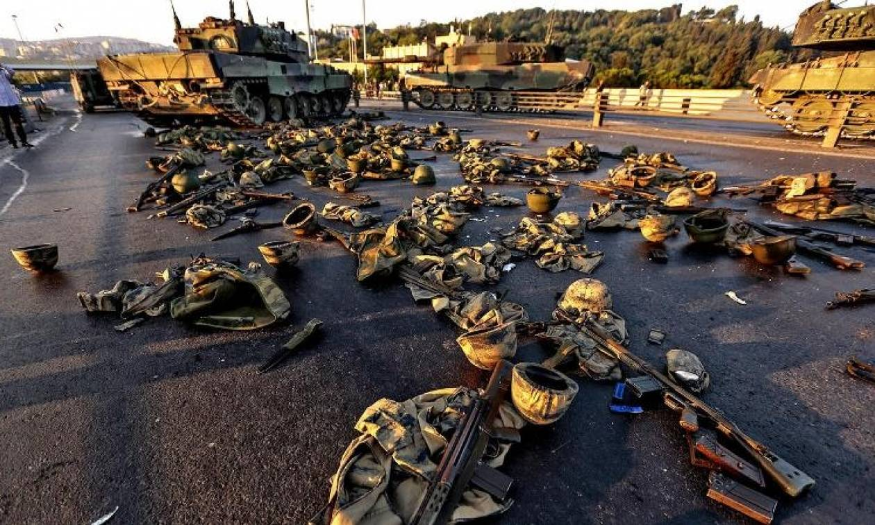 Τουρκία: Μόλις το 1,5% του στρατού αποτελούν οι κατηγορούμενοι ως πραξικοπηματίες