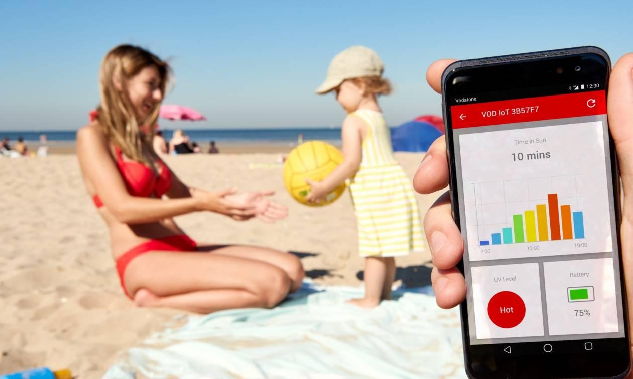 Η Vodafone αναδεικνύει τις δυνατότητες του Internet of Things με πρωτότυπα σχέδια έξυπνων αξεσουάρ