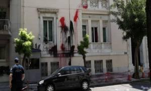 Συνελήφθη αρχηγικό μέλος του «Ρουβίκωνα» για την επίθεση στην τουρκική πρεσβεία