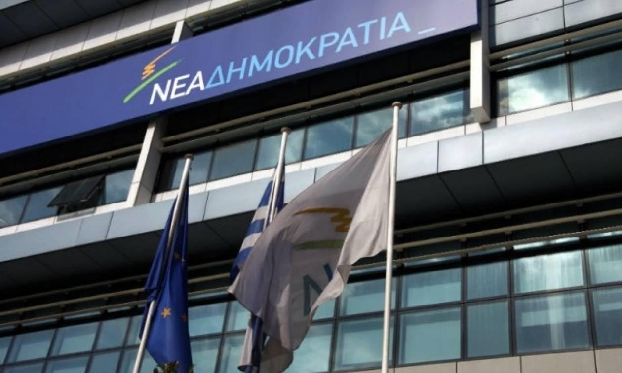 ΝΔ: Ο κ. Τόσκας ή ο ΣΥΡΙΖΑ είναι υπεύθυνος για τη Δημόσια Τάξη;