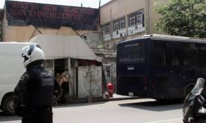Στο Μονομελές Πλημμελειοδικείο Θεσσαλονίκης οι 74 καταληψίες