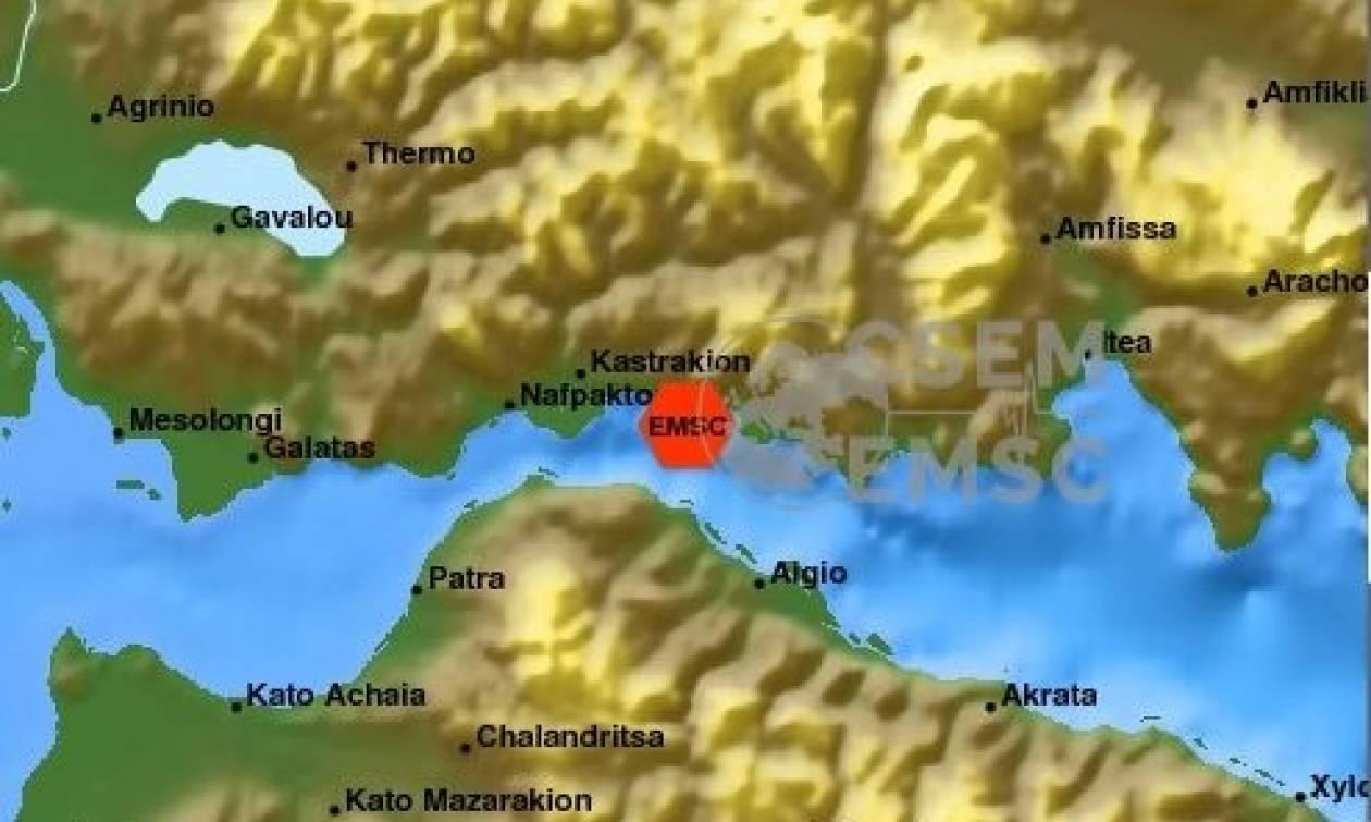 Σεισμός «ταρακούνησε» την Πάτρα