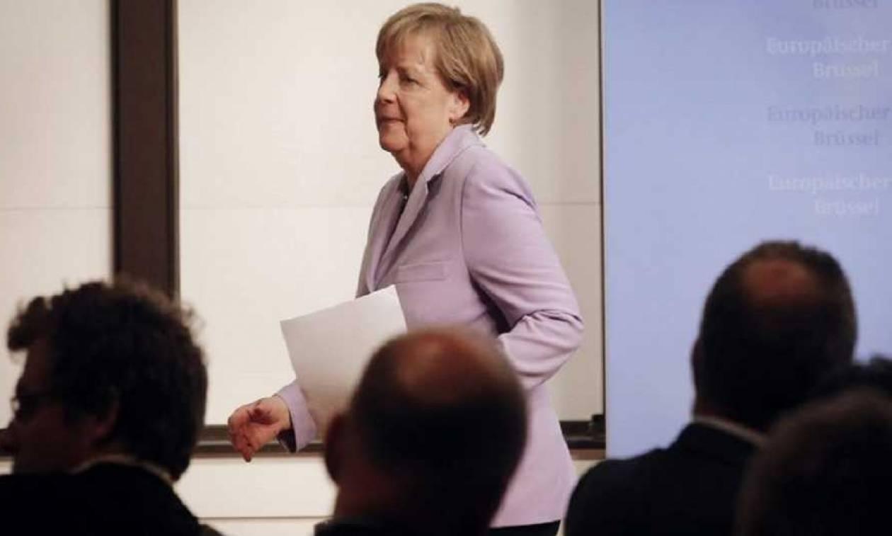 Eκτακτη συνέντευξη της Μέρκελ για τις επιθέσεις στη Γερμανία
