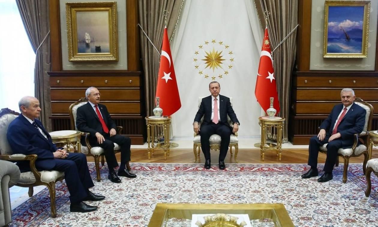 Ανακλήθηκαν οι Τούρκοι αξιωματούχοι από τα ελληνικά νησιά